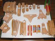 Holzspielzeug Eisenbahn für Kinder