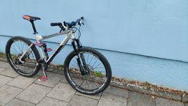 Mountain-Bikes, BMX-Räder, Rennräder - Canyon Nerve XC MTB Fully