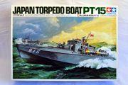 Torpedo Schnellboot Bausatz Tamiya M1