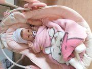 Reborn Baby Bonnie Brown Saskia