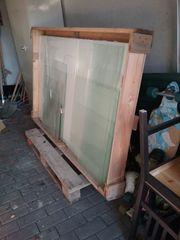 Bilderrahmenglas- Weiß-Glas einfach - 100x160 2