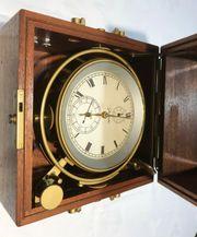 GLASHÜTTE Marinechronometer ca 70er Jahre