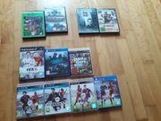 Spiele PS4 PS3 PC und