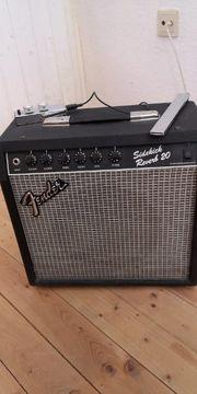 Verstärker Fender Sidekick Reverb 20
