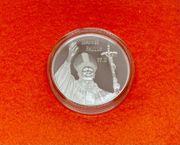 Silbermünze 10 Canada Dollars 2005