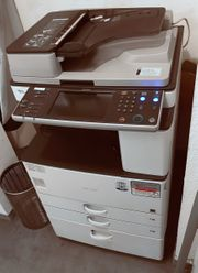 Ricoh Aficio MP2352SP Kopierer-Scanner-Drucker-Fax