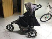 Phil Teds Geschwisterwagen mit Babytragetasche