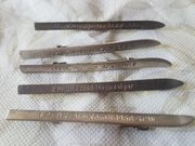 5 Stück Anstecknadeln