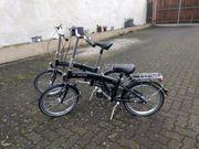2x Cyco Alu-Faltrad 20