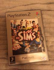 Playstation2 - Die Sims