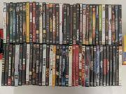 Diverse Filme auf DVD