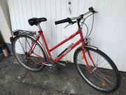 Damen Fahrrad von Hercules mit