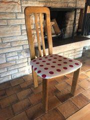 Stühle 6 Stck für 45