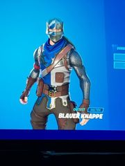Fortnite OG Account Blauer knappe