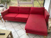 Sofa Couch mit Liegeplatz