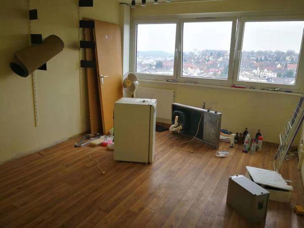 1 Apartment vermieten