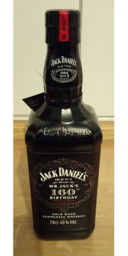 Jack Daniels Tennessee Whiskey Mr