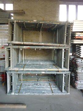 Sonstiges Material für den Hausbau - 197 m² Gerüst Plettac Gebrauchtes