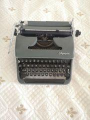 Schreibmaschine Olympia Top Zustand
