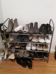 Schuhregal Schuhständer Schuhablage Schuhschrank