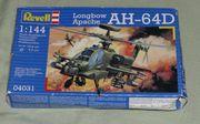 Modell-Hubschrauber Revell Bausatz Longbow Apache