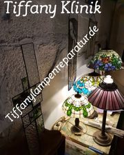 Tiffanylampen Reparatur Nrw Glaskunst Galerie