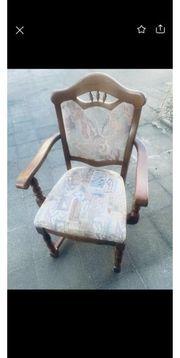 Esszimmer Stühle 6 Stück