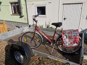 Fahrrad für Bastler