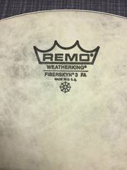 Remo Fiberskyn 3 Drum Fell