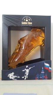 Golden Shoe WM 2018 Russia