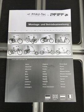 Pfau-Tec Dreirad Advanced: Kleinanzeigen aus Düsseldorf Oberbilk - Rubrik Sonstige Fahrräder
