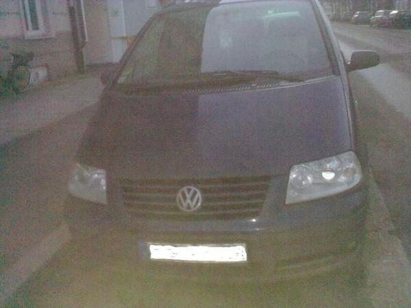 VW Sharan Diesel EZ 11