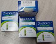 OneTouch Select Plus Teststreifen NEU