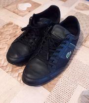 LACOSTE CHAYMON 319 schwarz grün