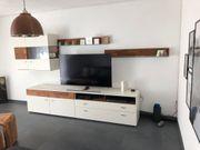 Abgebaut Wohnwand Regale Hängeschrank Lowboard