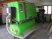 Schraubenkompressor ATMOS - Albert E140 mit