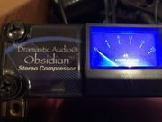 Dramastic Audio Obsidian Stereo Compressor