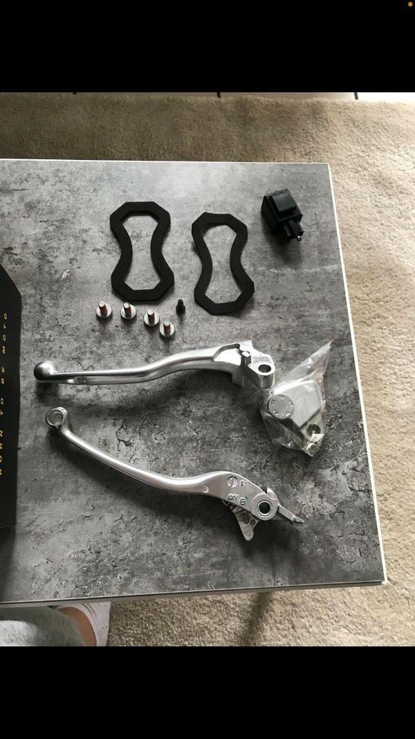 Bremshebeln und Kupplungshebel Kawasaki Ninja