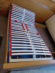 Verstellbarer Lattenrost 100x200 ungebraucht