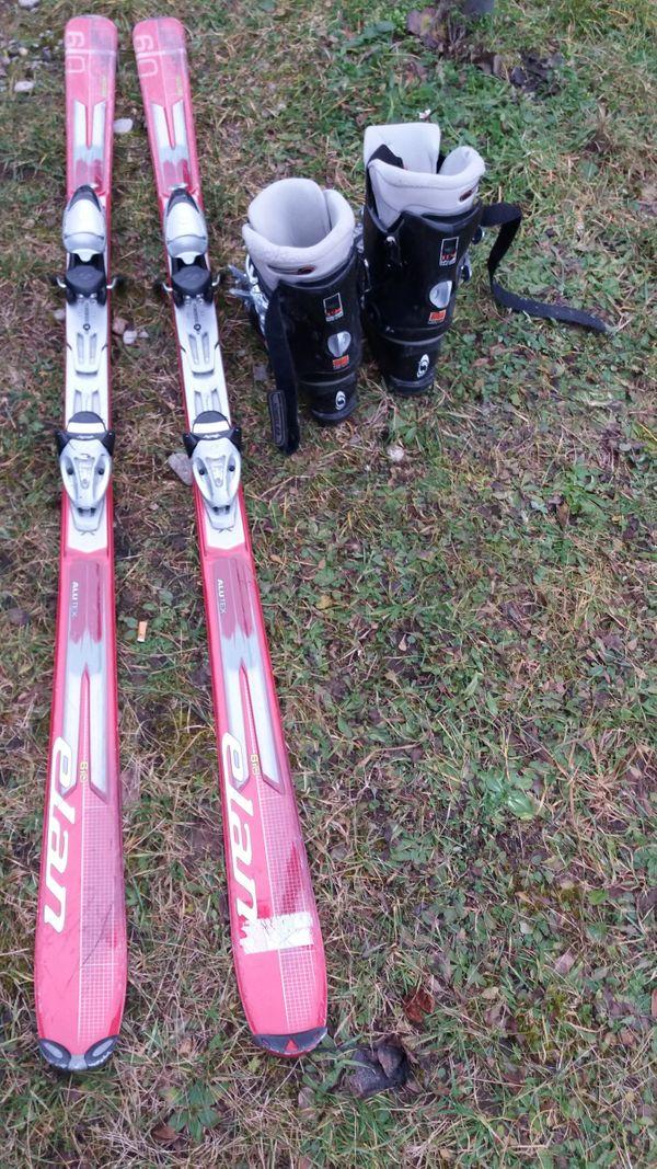Anfänger Ski Damen Carving von
