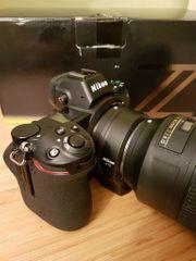 Nikon Z6 Nikon FTZ-Adapter - spiegellose