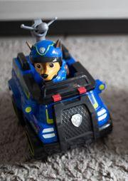 Paw Patrol SpyChase mit Fahrzeug