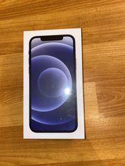 iPhone 12 64GB Schwarz NEU