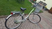 NEU Damen Fahrrad mit Korb