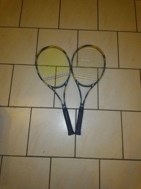 2X Head Tennisschläger