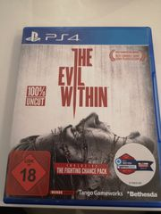 PS4-Spiel - The evil within