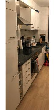 Einbauküche inkl Elektrogeräte und Sideboard