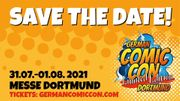 Ticket Comic Con Limited Edition