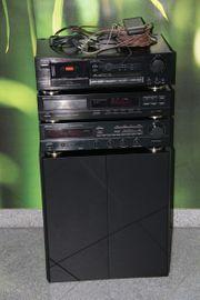Denon Hifi Anlage Stereo Reciever