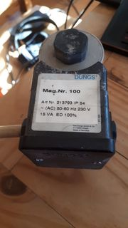 Magnetschalter Dungs Nr 100